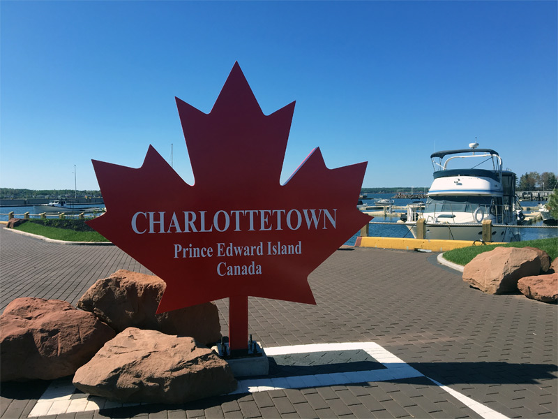 Charlottetown Studying Second Berth
