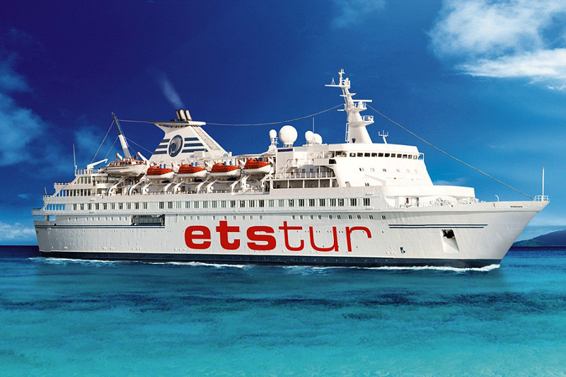Etstur to Charter Delphin for Summer Season out of Turkey