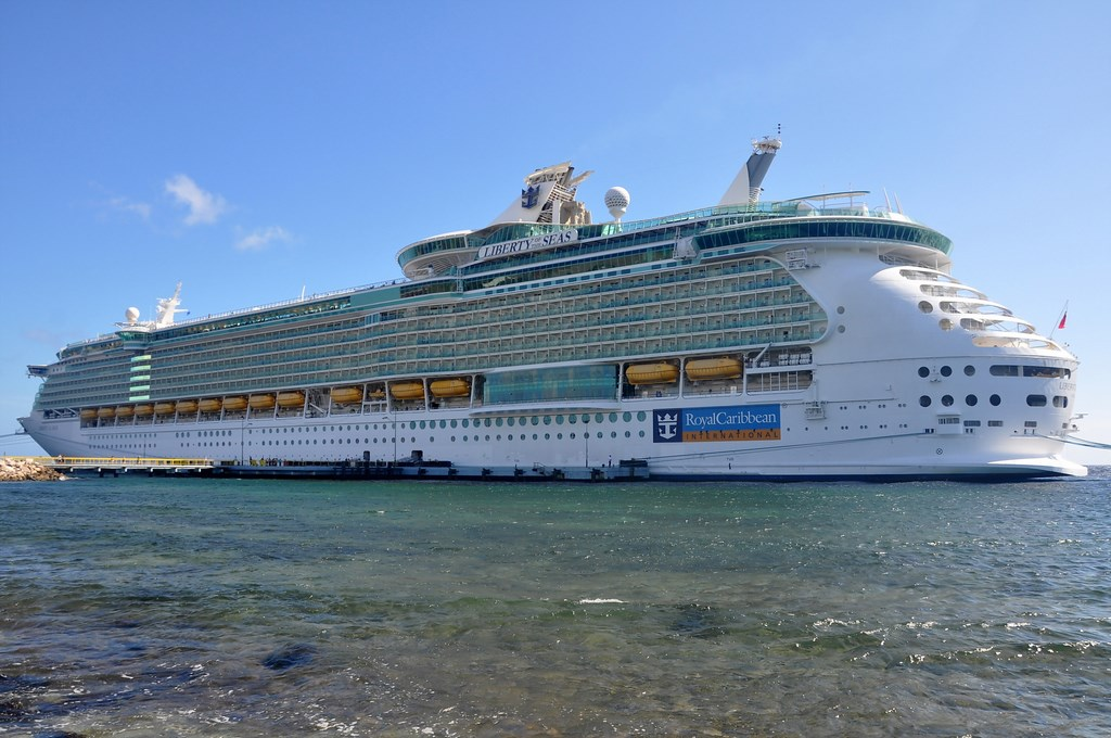 Royal Caribbean: Tickets and Onboard Up in Q1
