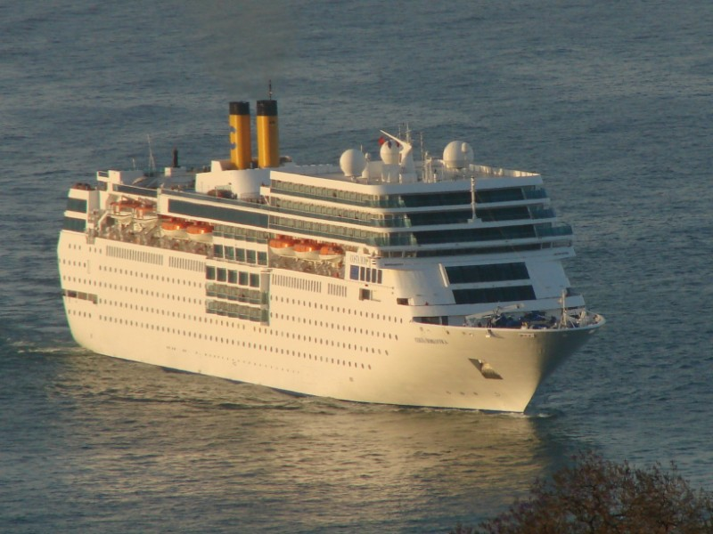 neoRomantica Could Be Fifth Costa Ship in China in 2017