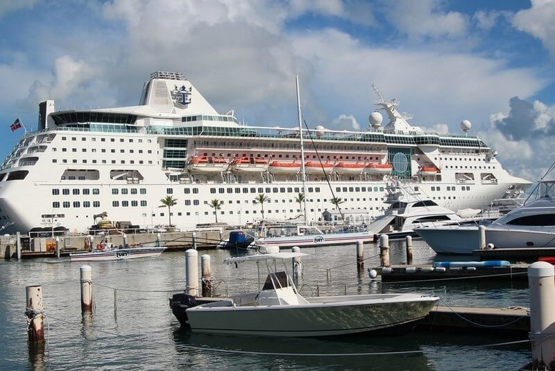 Photos Empress Of The Seas In Key West Cruise Industry News - Empress of the seas cruise ship