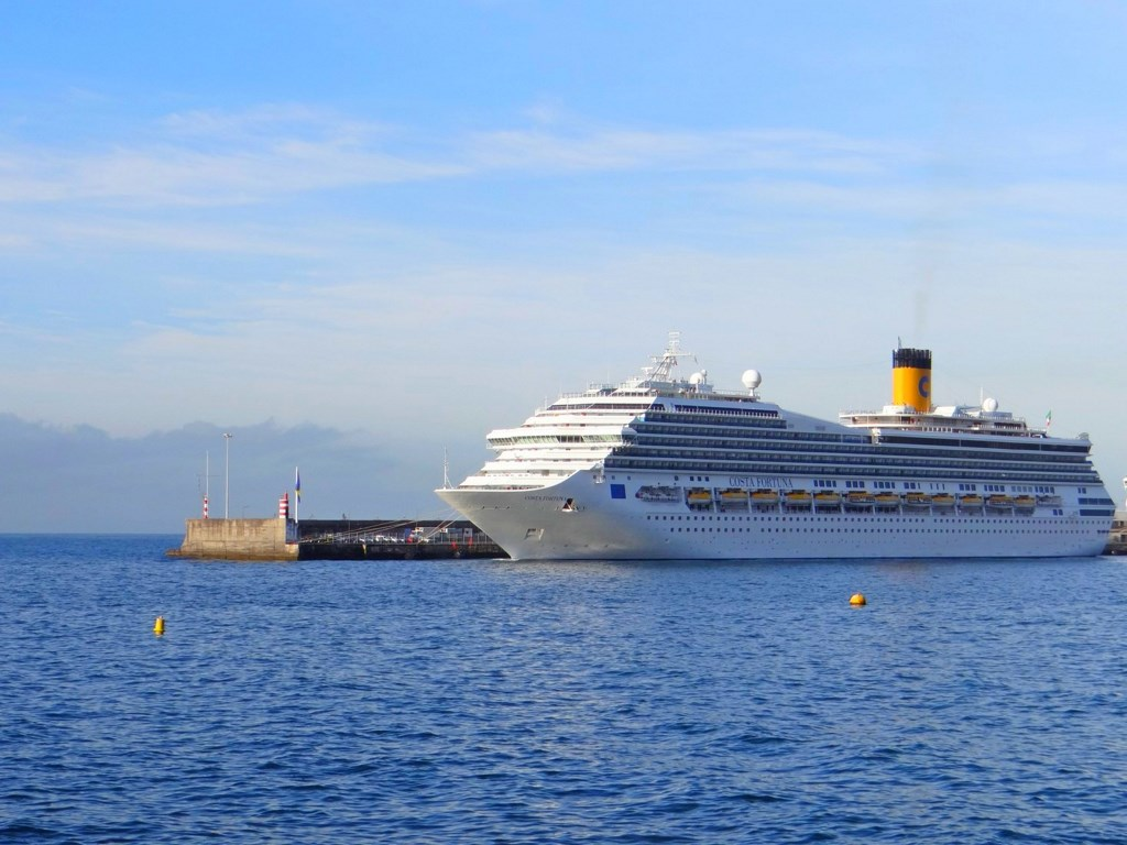 Costa Fortuna Heading Out Of Asia Back To Europe Cruise Industry News Cruise News