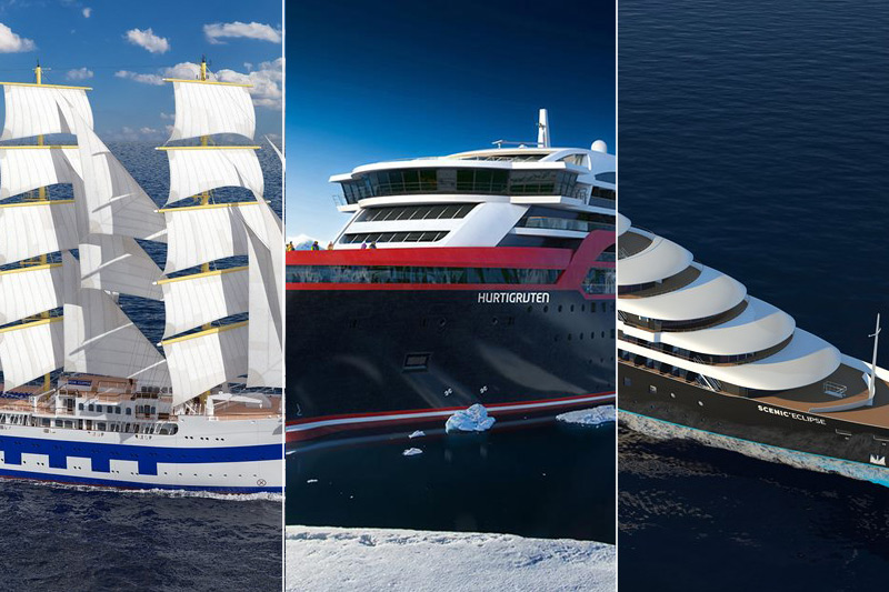 New Shipyards Entering Cruise Business Face Uphill Challenge - History of cruise ship industry