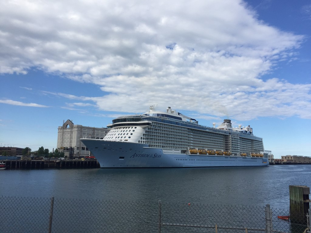 Bostons Upside Potential Cruise Industry News Cruise News - Cruise ships out of boston