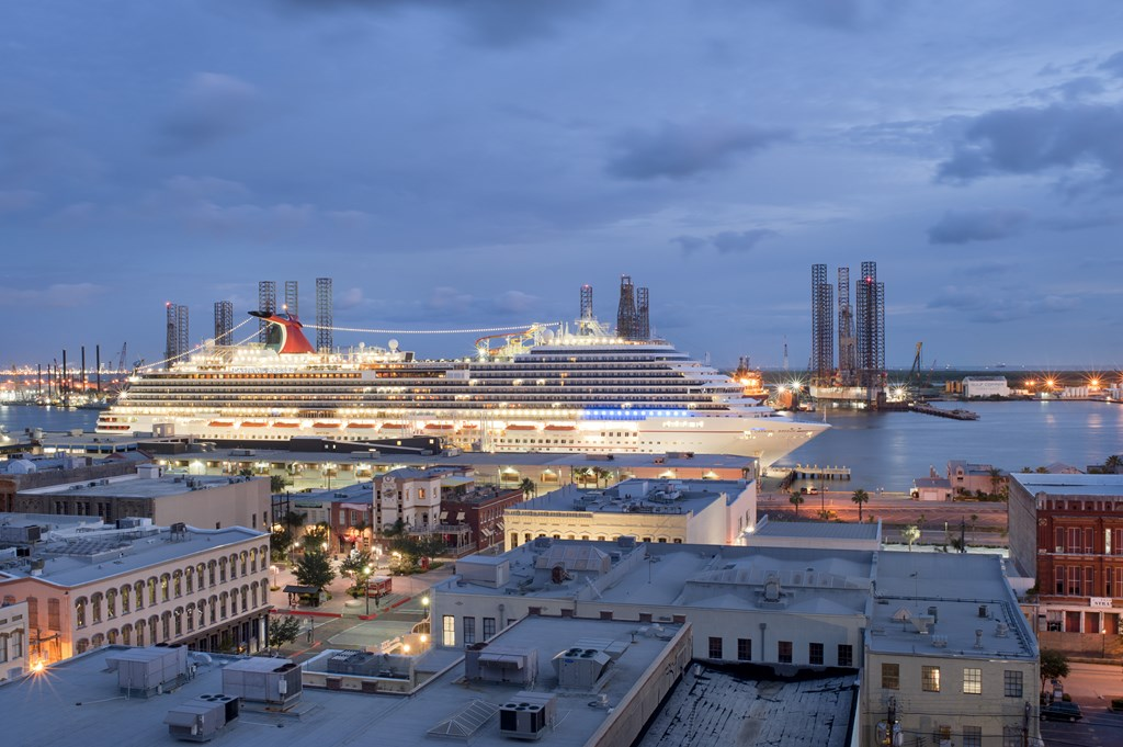Port Of Galveston Wins Parking Lot Lawsuit Appeal Cruise - Parking at baltimore cruise ship terminal