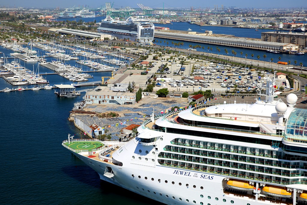 Los Angeles Turning The Corner Cruise Industry News Cruise News - Cruise ships los angeles
