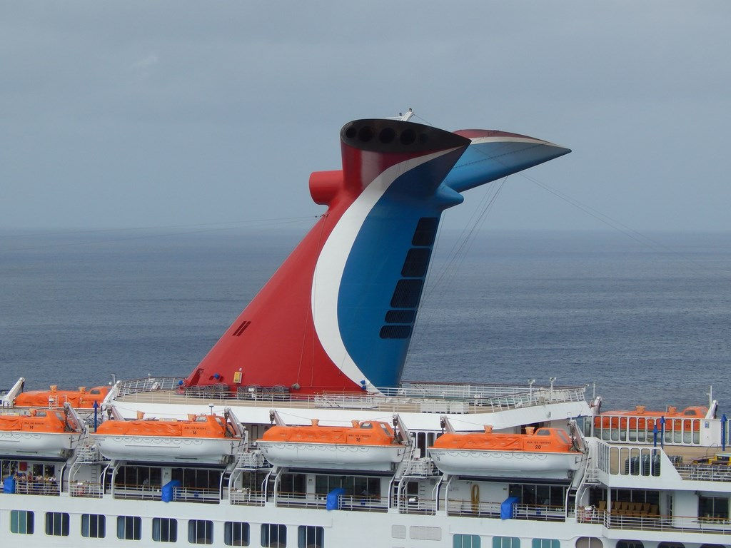 Carnival Opens Books Through April New Cruises Offered - April cruises