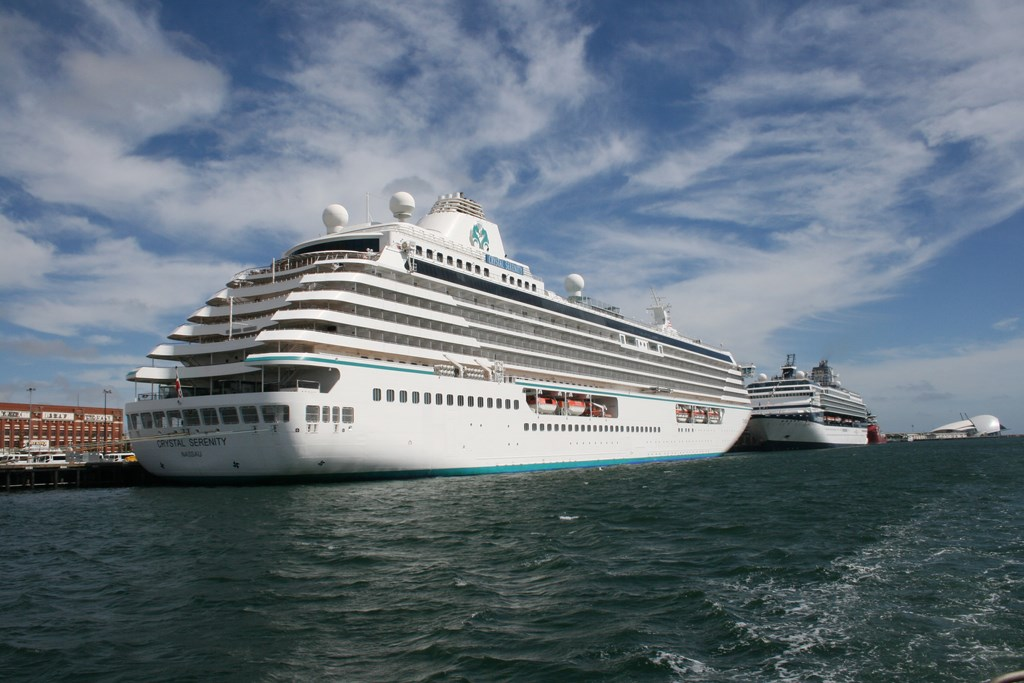 Crystal adds more short cruises cruise industry news for Round the world cruise 2016