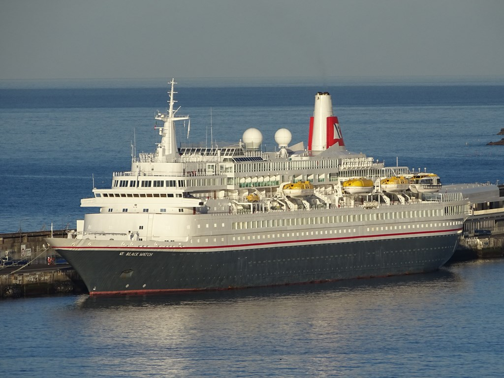 Fred. Olsen Cancels Next Black Watch Voyage - Cruise Industry News | Cruise News