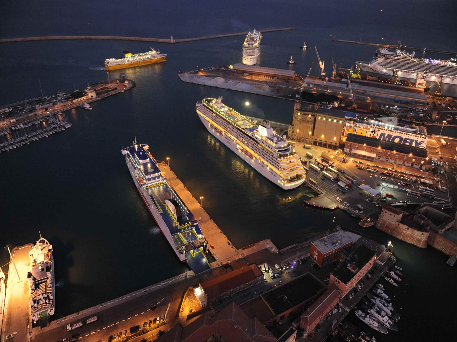 Livorno Looks to LNG Future