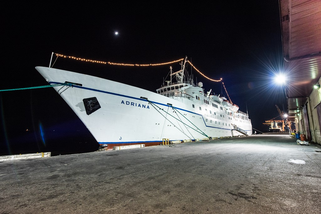 Encouraging Year for Adriana Cruises Out of Trinidad