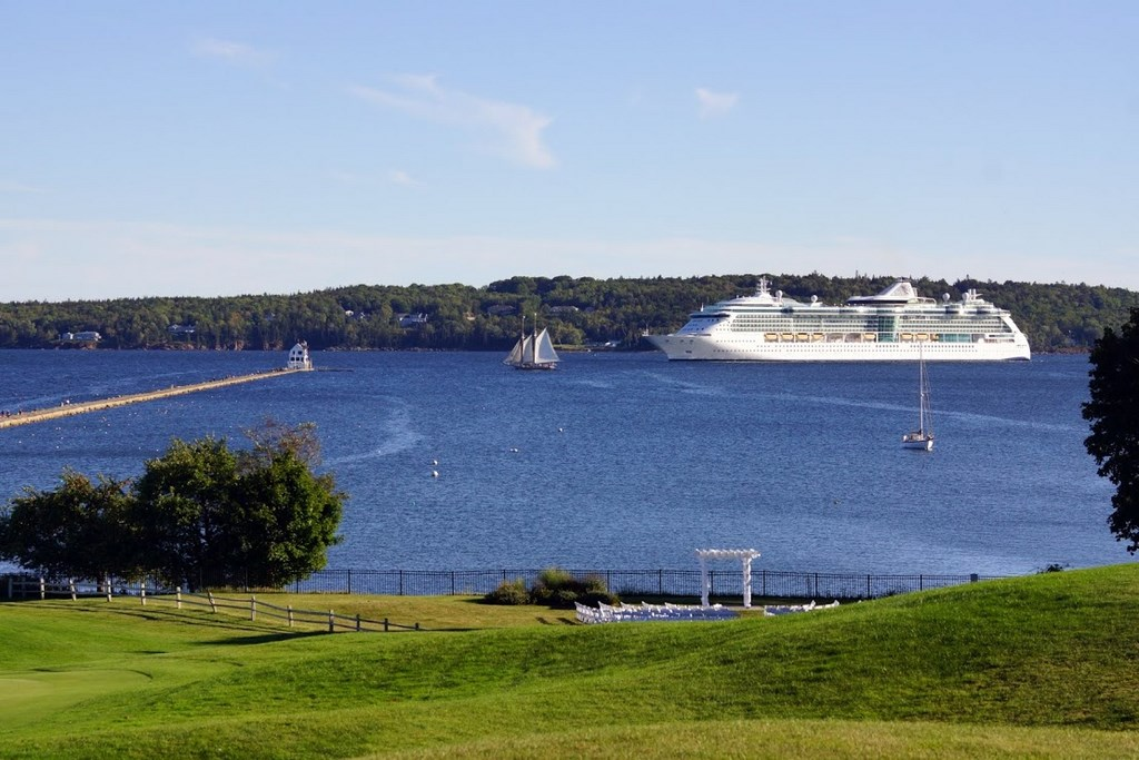 Rockland Growing As Cruise Destination In CanadaNew England  CruiseMaine