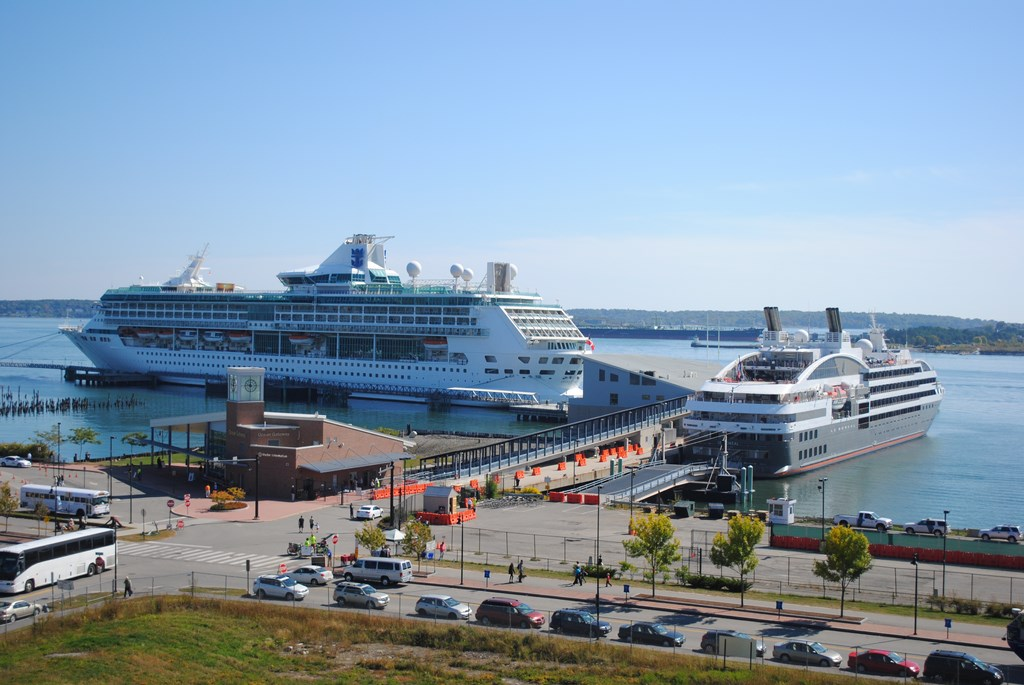 Incentive Structure Helps Drive Cruise Calls To Portland Maine - Portland maine cruise ship terminal