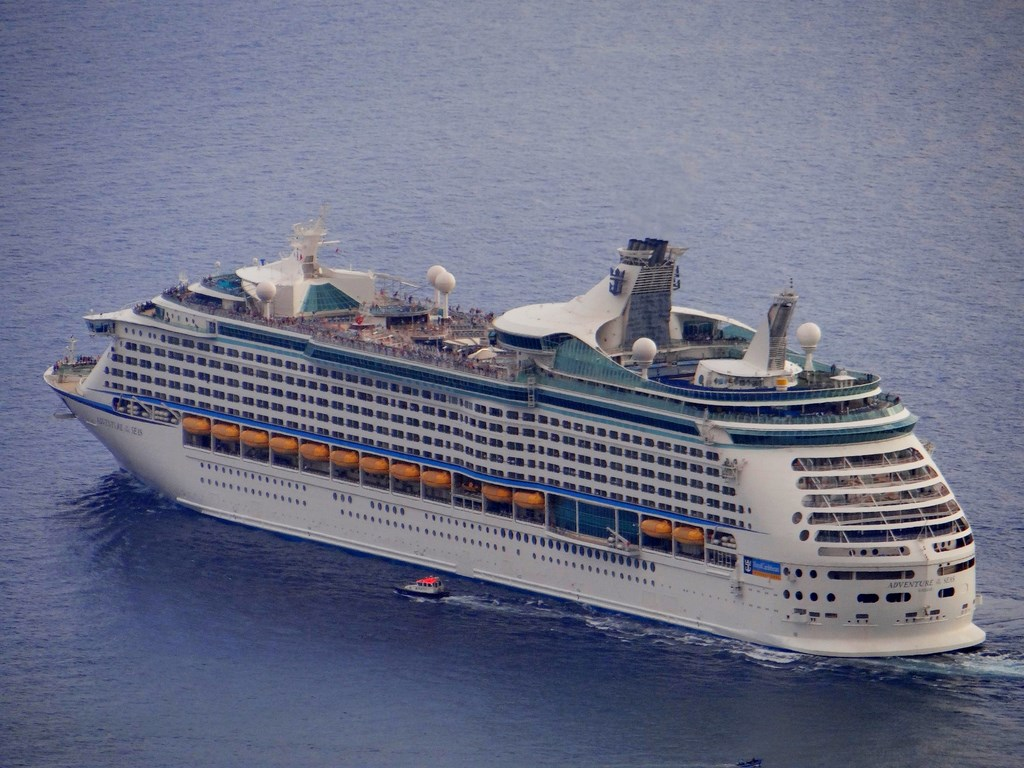 Royal Caribbean Earmarks 61 Million For Adventure Refurb