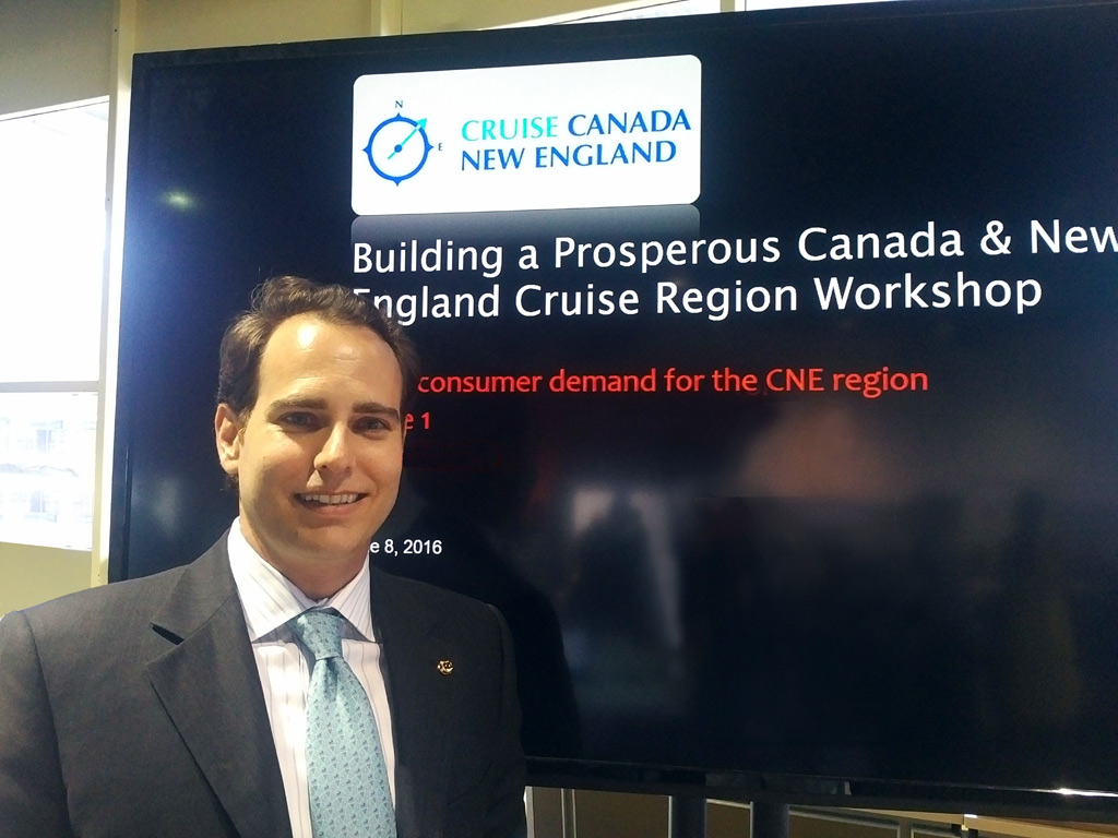 Candib: Base is There to Expand Canada/New England Programs