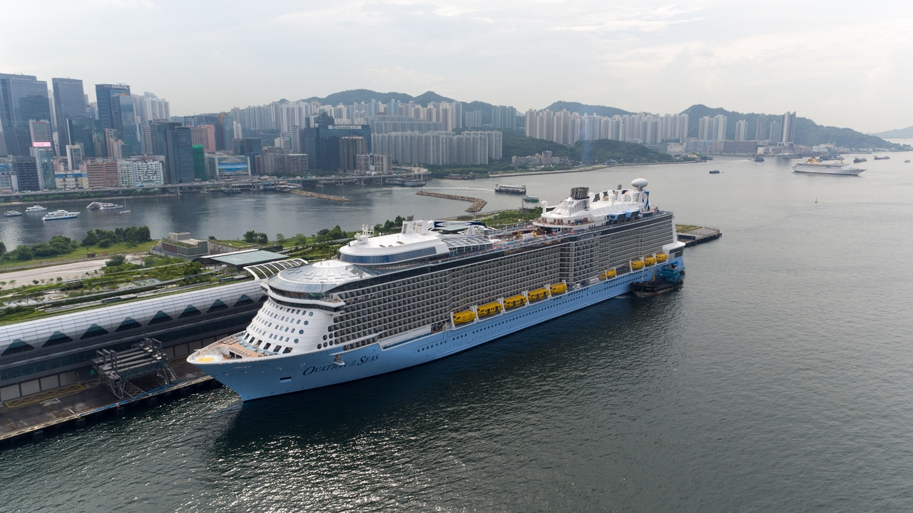 Ovation Arrives in Hong Kong