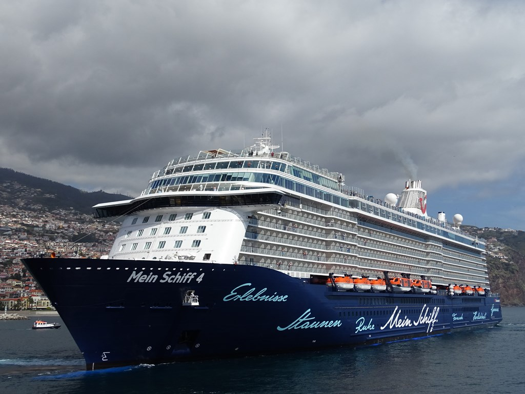 Cruise Ship Orderbook And Ship SalesTransfer Data Update
