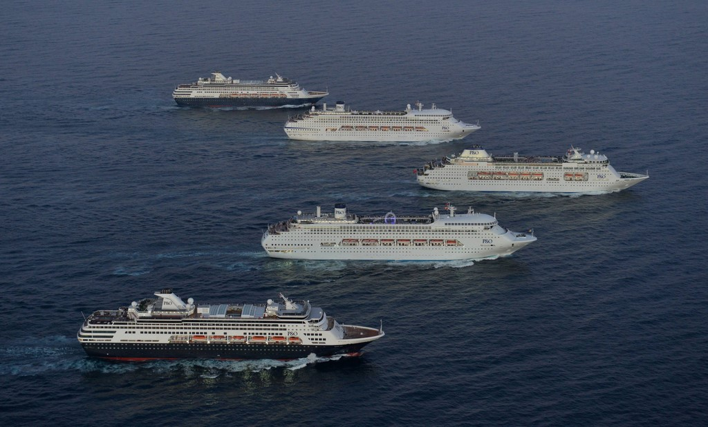 P Amp O Australia Marks First Year With Five Ship Fleet