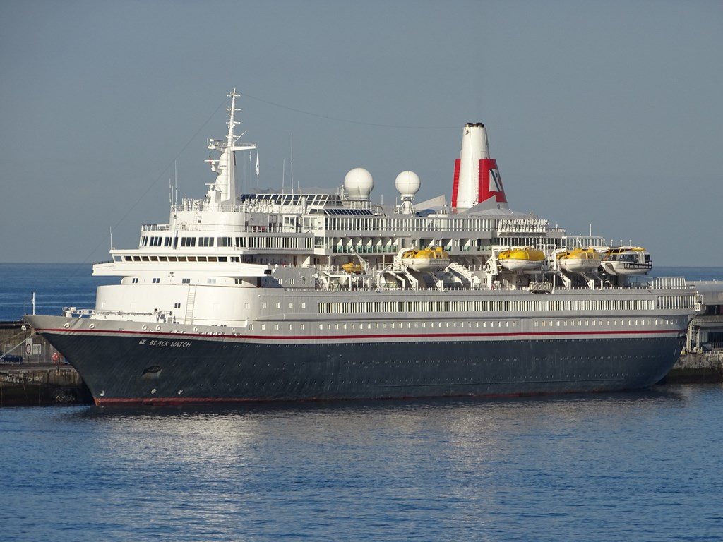 Black Watch Set For November Refit Cruise Industry News Cruise News