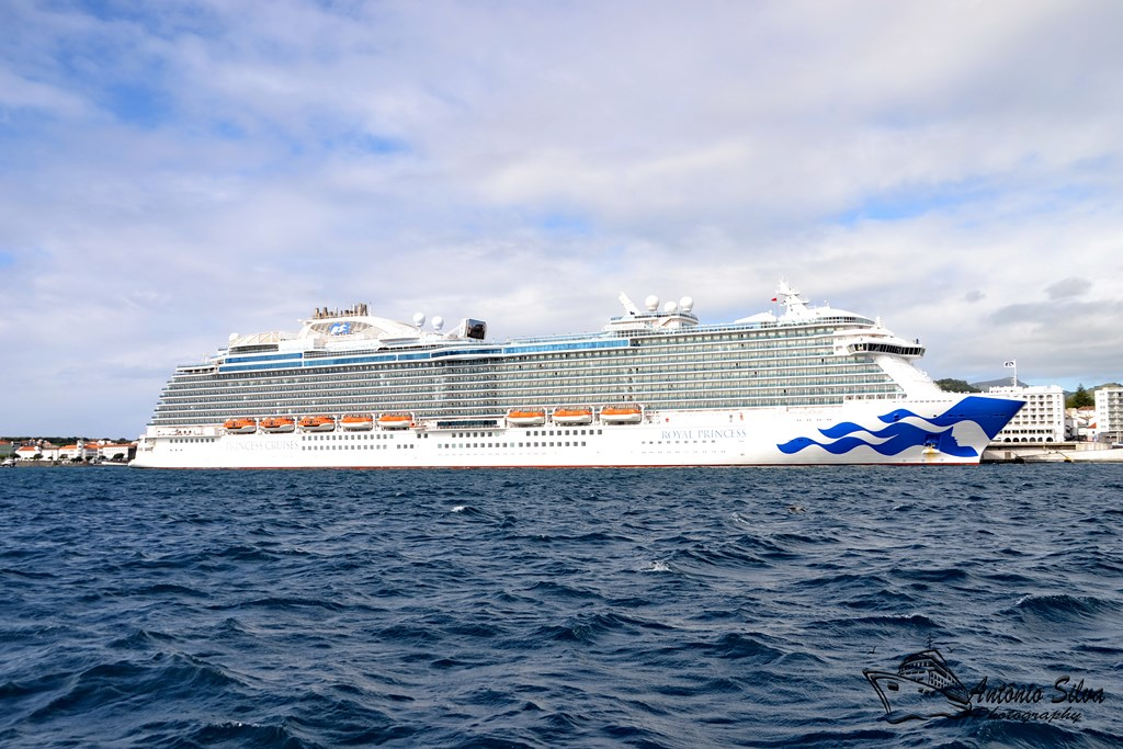 New Look Royal Princess  Cruise Industry News  Cruise News