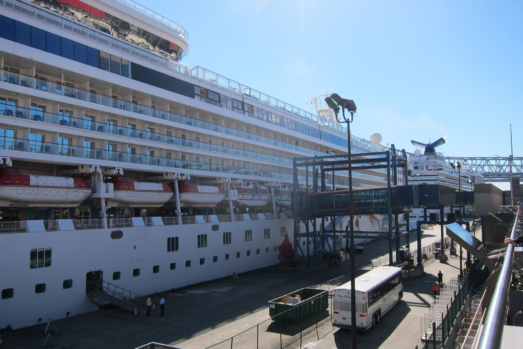 Port Of New Orleans Signs MOU With Cuba Cruise Industry News - New orleans cruise ship terminal