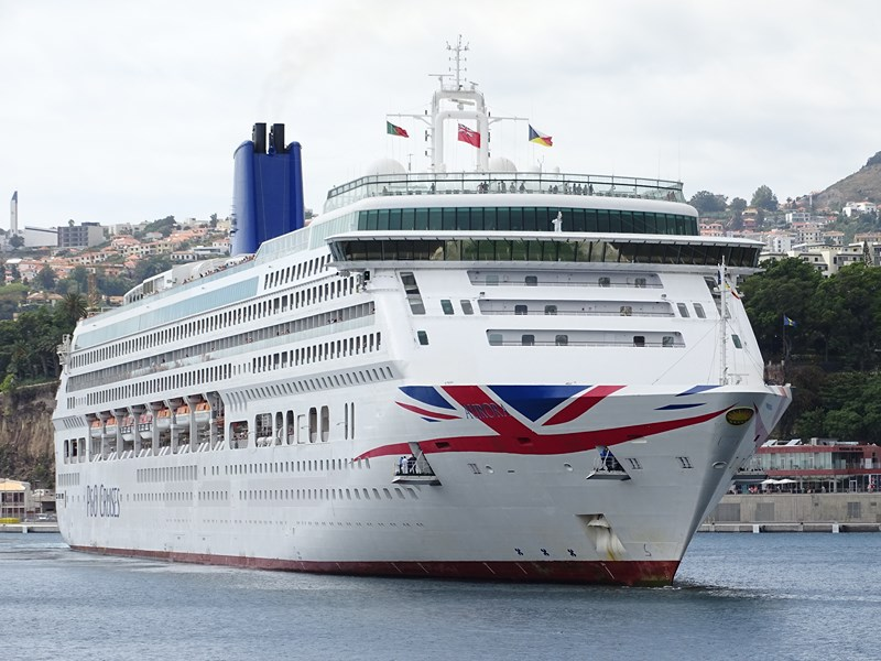 P o cruises launches 2018 summer program cruise industry for Aurora p o interior