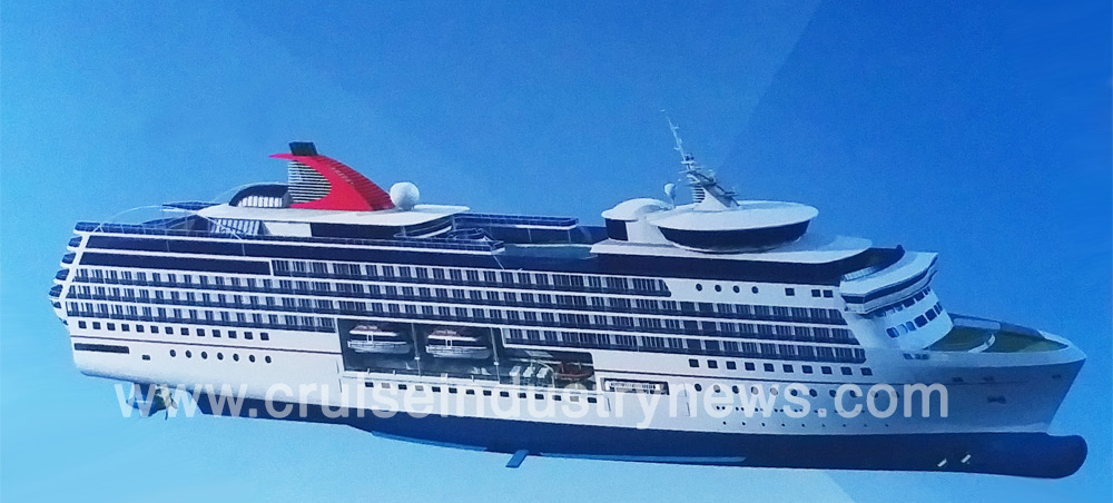 Chinese-Built Cruise Ship Renderings Show Multiple Concepts - Cruise Industry News | Cruise News