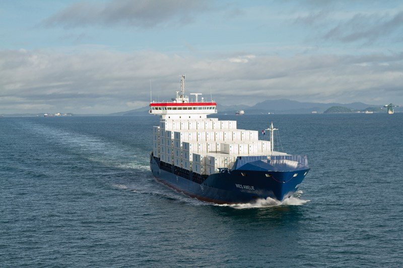 Bv classes first container ship lng fuel conversion cruise