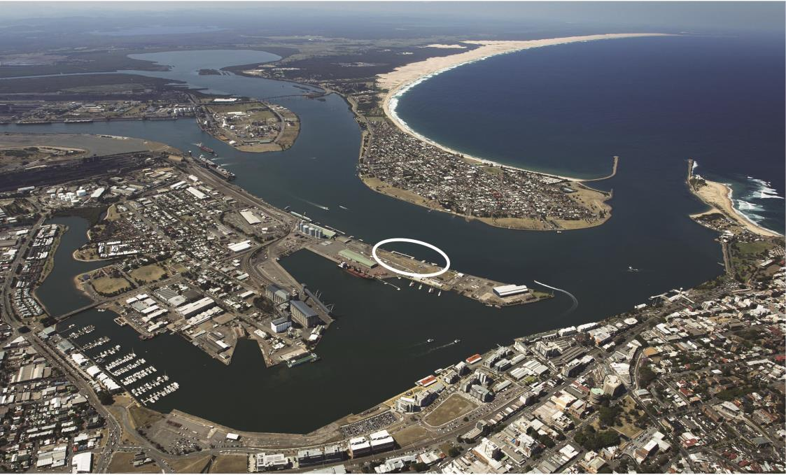 Port Of Newcastle Announces New Cruise Terminal Targets