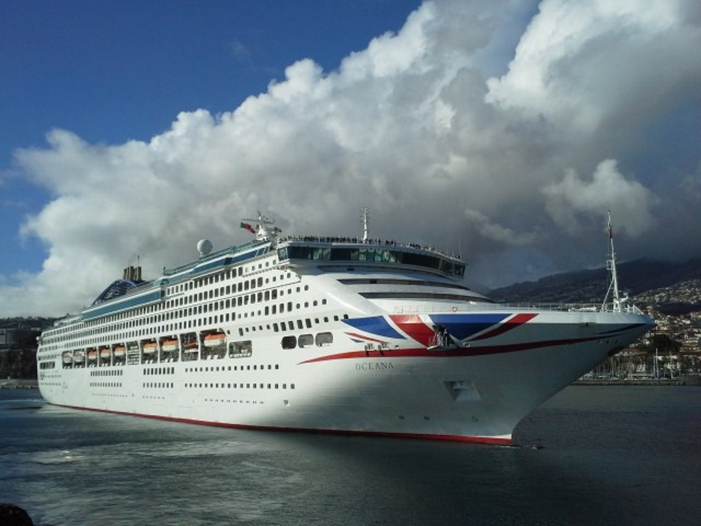GE To Provide Upgrade Service For PO Oceana Cruise Industry - Oceana cruise lines