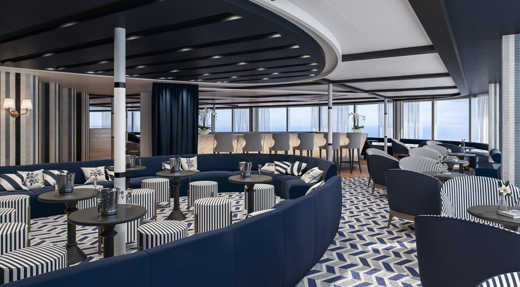 New entertainment venues for pacific eden cruise for P o cruise bedrooms