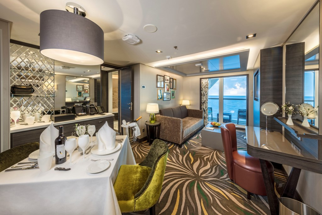 Dream Cruises Announces Asia S First All Inclusive Suite