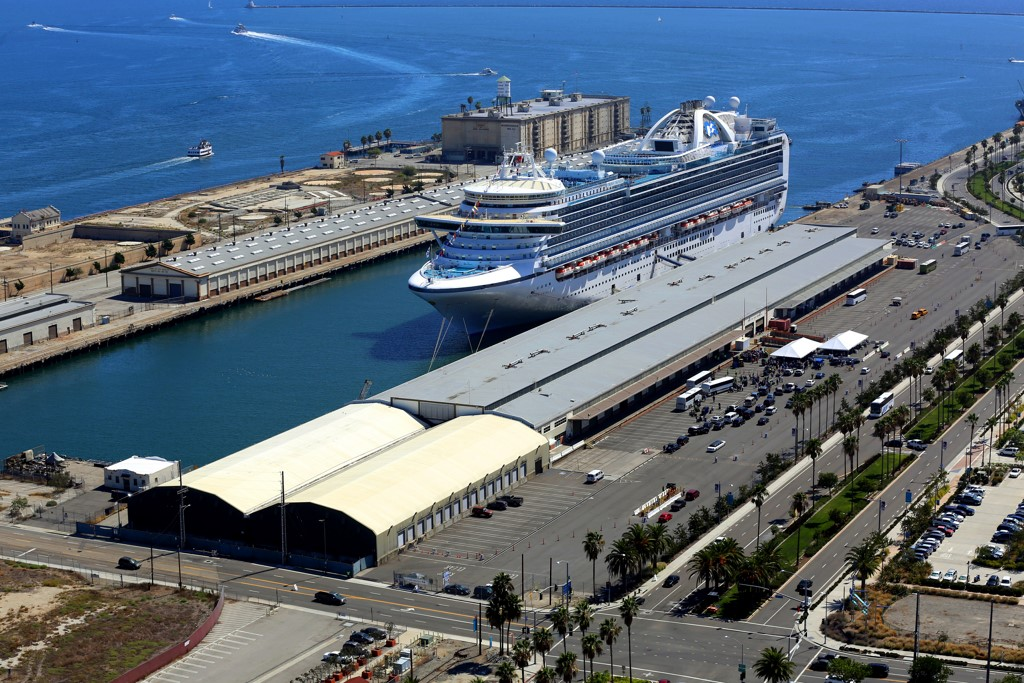 Los Angeles Large Ship Opportunity Cruise Industry News - Cruise from los angeles