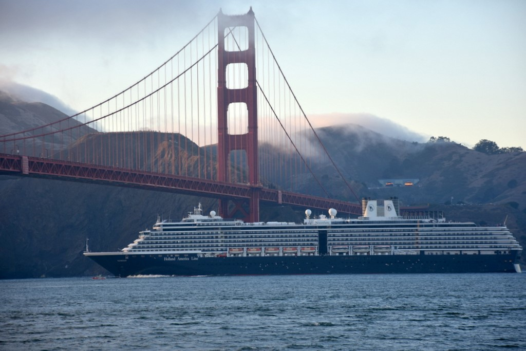 Bliss To Break Record In Strong San Francisco Year Cruise Industry News Cruise News