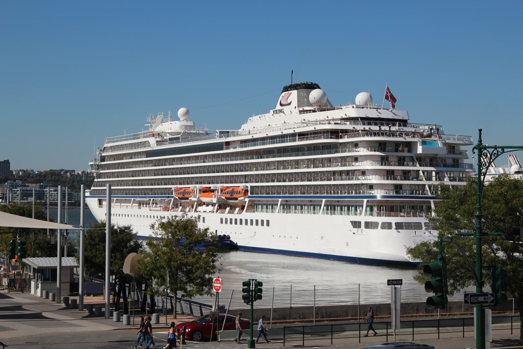 NYC Offering More Streamlined Cruise Approach Cruise Industry - What cruise ships leave from nyc