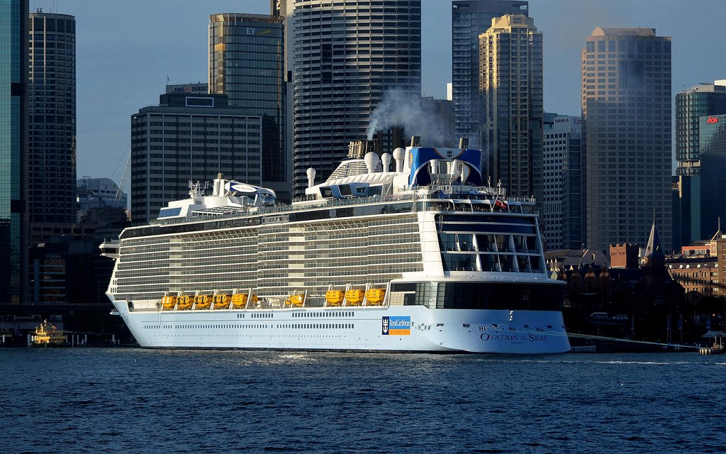 Royal Caribbean Announces Australia Deployment Cruise - Royal caribbean cruise to nowhere