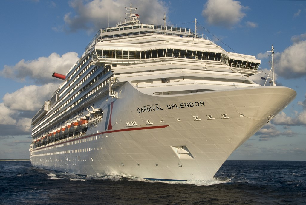 Carnival Splendor To Sail 14 Day Alaska Cruise Cruise Industry News Cruise News