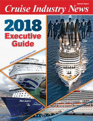 2018 Cruise Line Who's Who