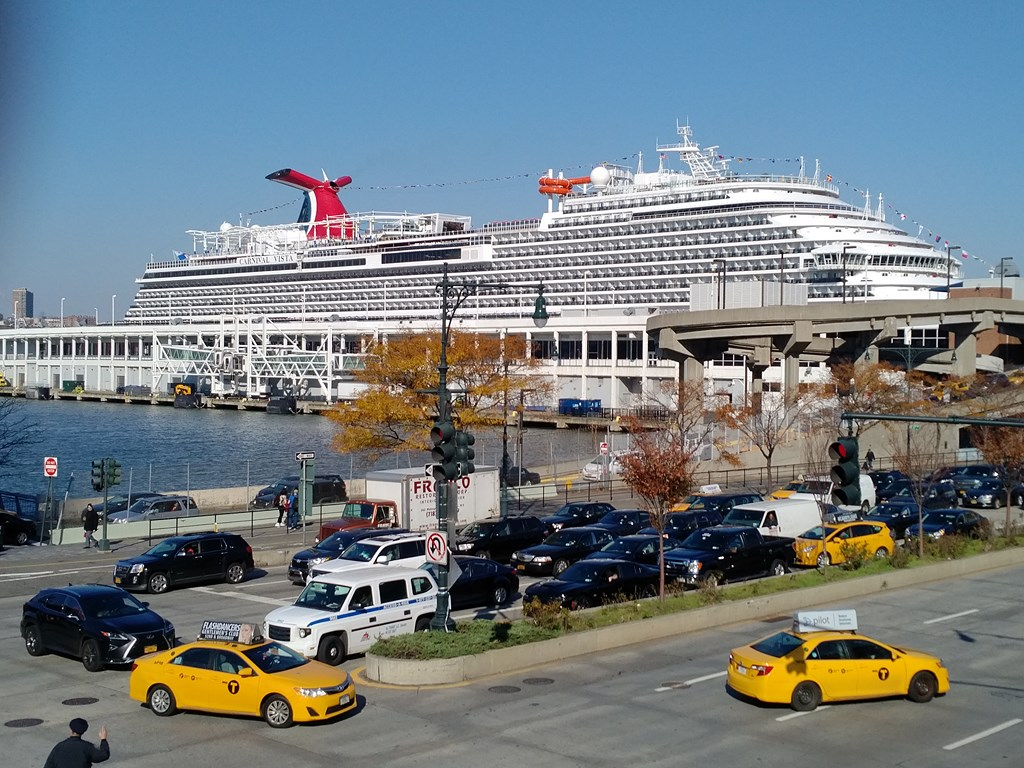Carnival Horizon To Launch In Europe Followed By NYC And Miami - Cruise ships from nyc