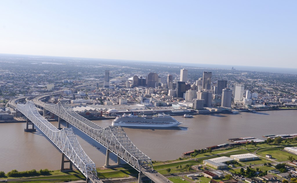 New Orleans Ocean And River Cruise Boost Cruise