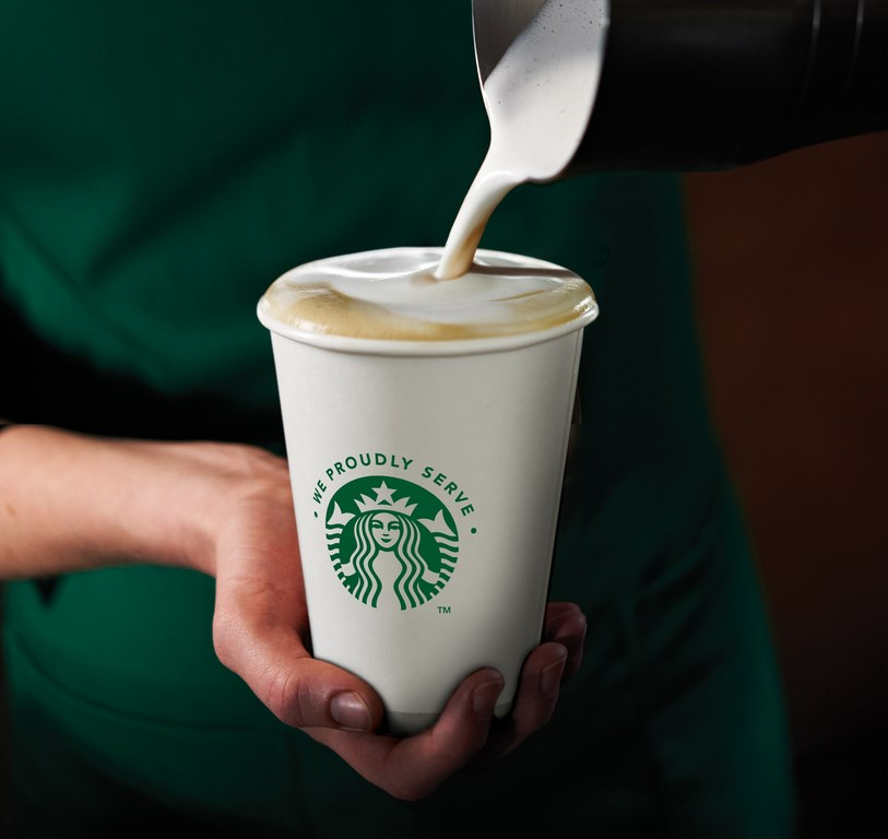 Aida Cruises Is Now Serving Starbucks Coffee On The
