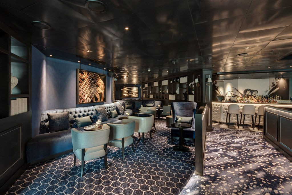 Trimline Completes Refit Program On Pacific Explorer Cruise Industry News Cruise News
