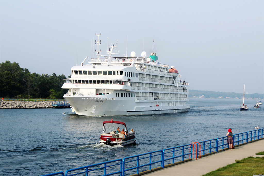Interest Surges For Great Lakes Cruise Industry News Cruise News