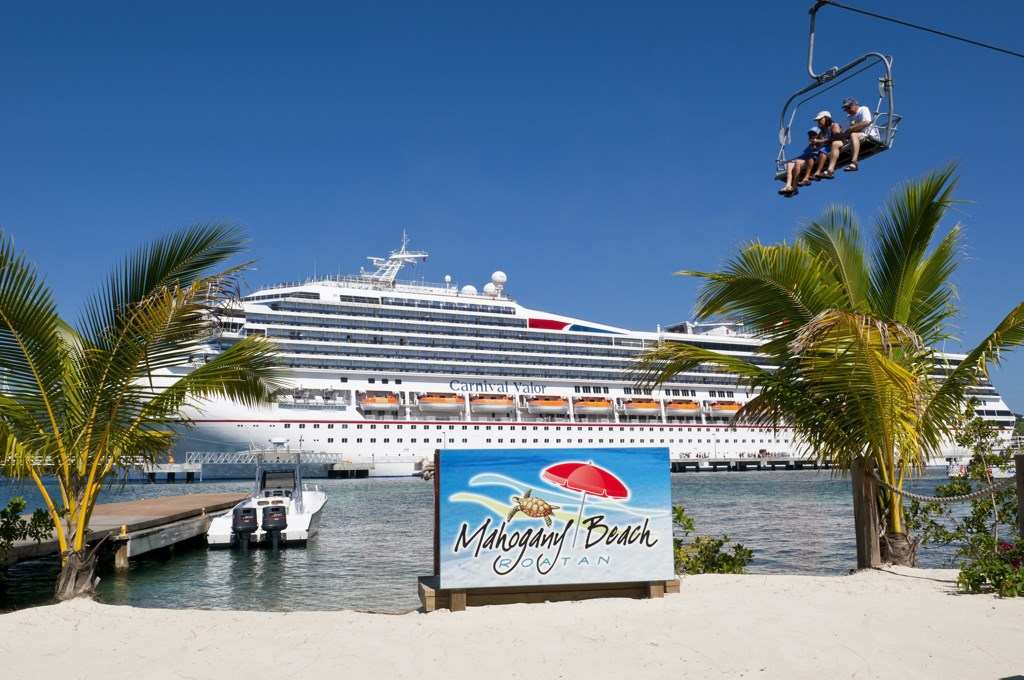 Carnival Cruise Line Adds New Caribbean Itineraries from Tampa |Roatan Carnival 2016