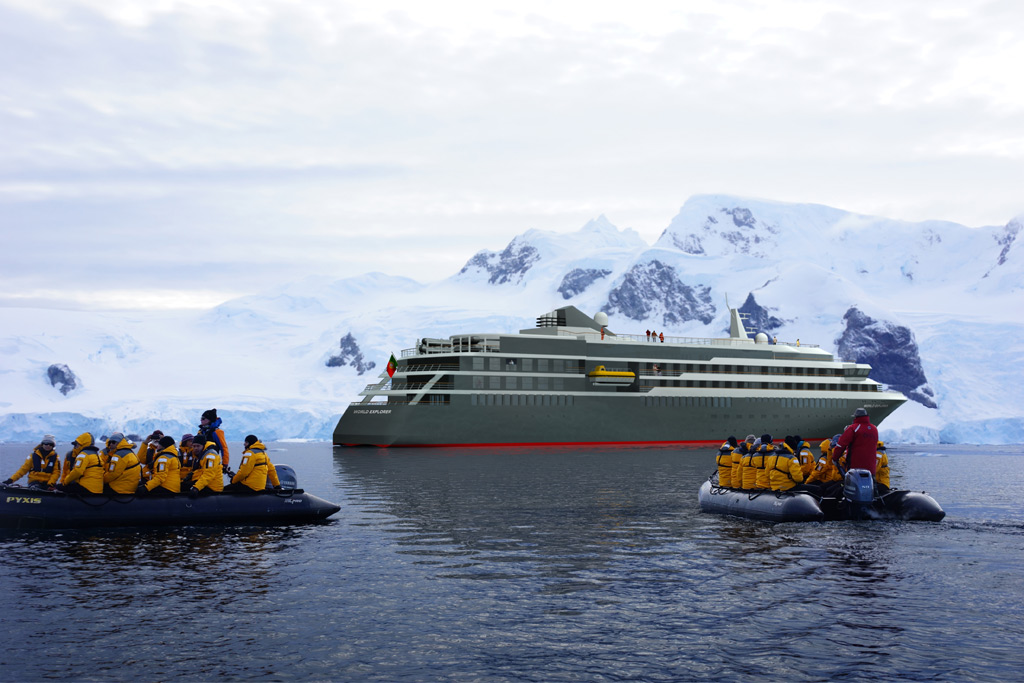 Mystic Cruises Orders Two More Expedition Ships