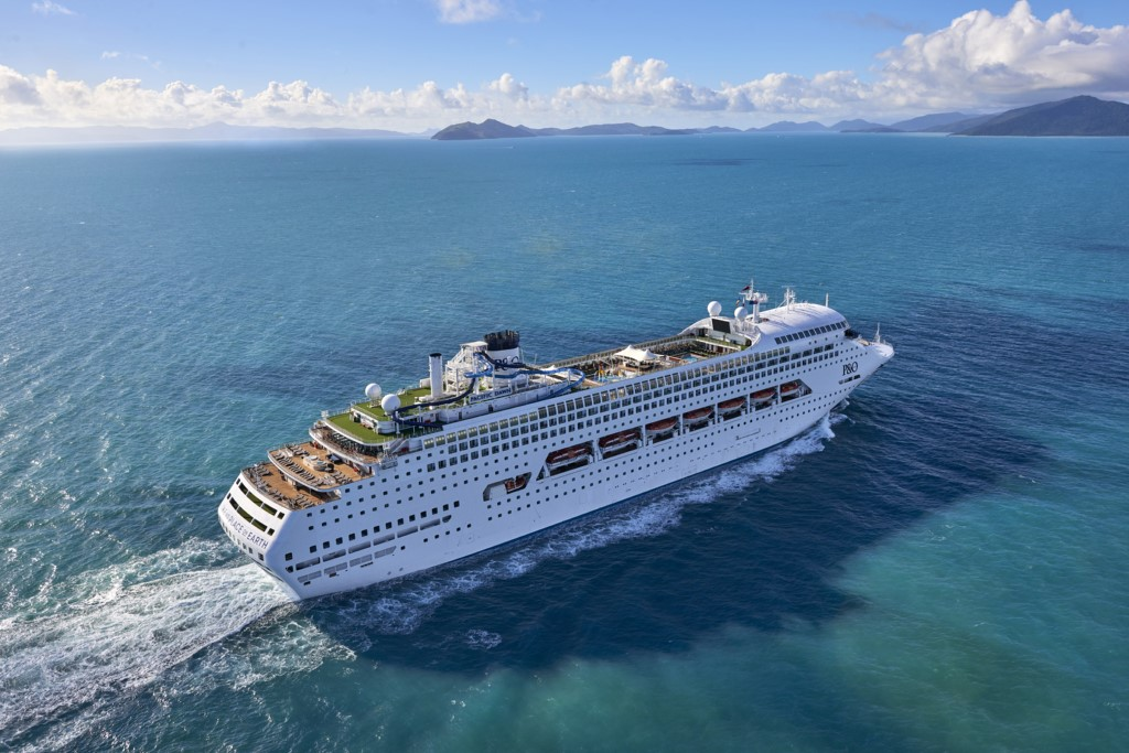 PO Australia Announces Deployment Cruise Industry News - Cruise ship dawn
