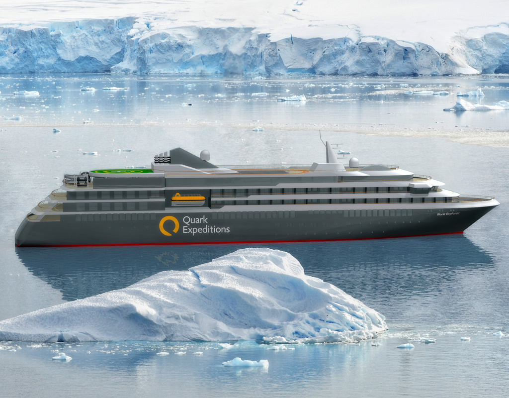 Another New Expedition Ship Quark Adds Tonnage  Cruise