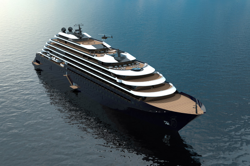 Ritz Ship Rendering