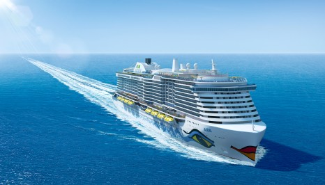 ALMACO To Supply Provision Stores For New AIDA Ships Cruise - Cruise ship supplies