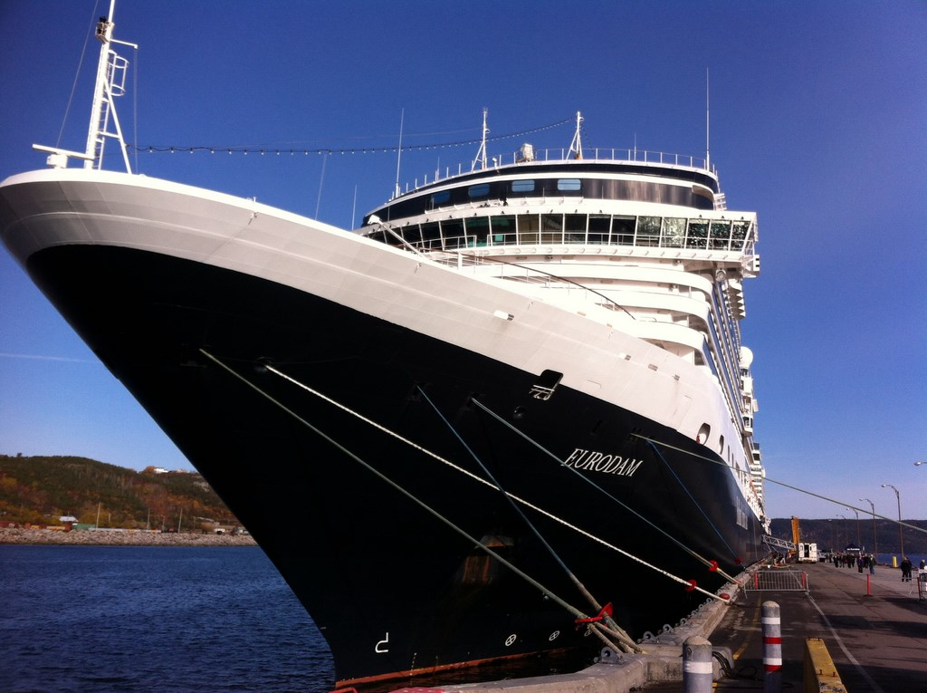 Eurodam Aces USPH Inspection Cruise Industry News Cruise News - Eurodam cruise ship